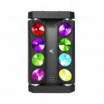 Fractal Partyscope LED 8x10W