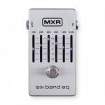 MXR M109S - Six Band eq, silver