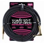 Ernie Ball 6058 blk 7,62m