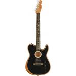 Fender American Acoustasonic Telecaster EB BLK