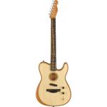 Fender American Acoustasonic Telecaster EB NT