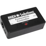MIDI SOlutions Footswitch...