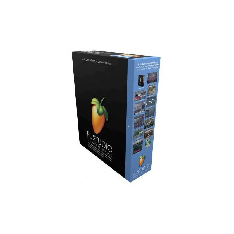 FL SStudio 20 Plugin Bundle EDU Box