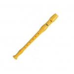 Goldon flet prosty C żółty