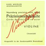 631941 Struny Skrzypcowe G 3/4