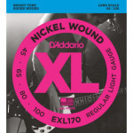 D'Addario EXL170 45-100