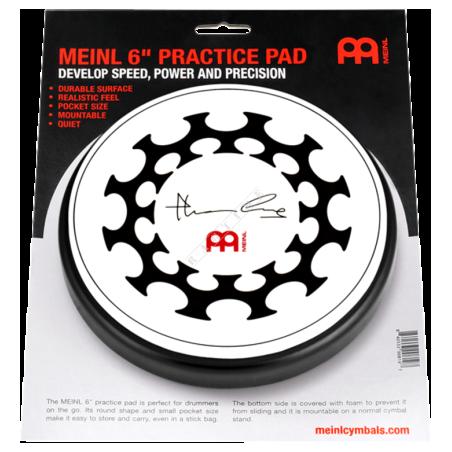 Meinl MPP-12-TL Practice Pad 12' Thomas Lang