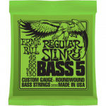 Ernie Ball Regular Slinky 5-string Bass Nickel Wound 45 - 130