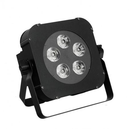 LightGO SLIM PAR PRO 6in1 5x18W RGBWAUV