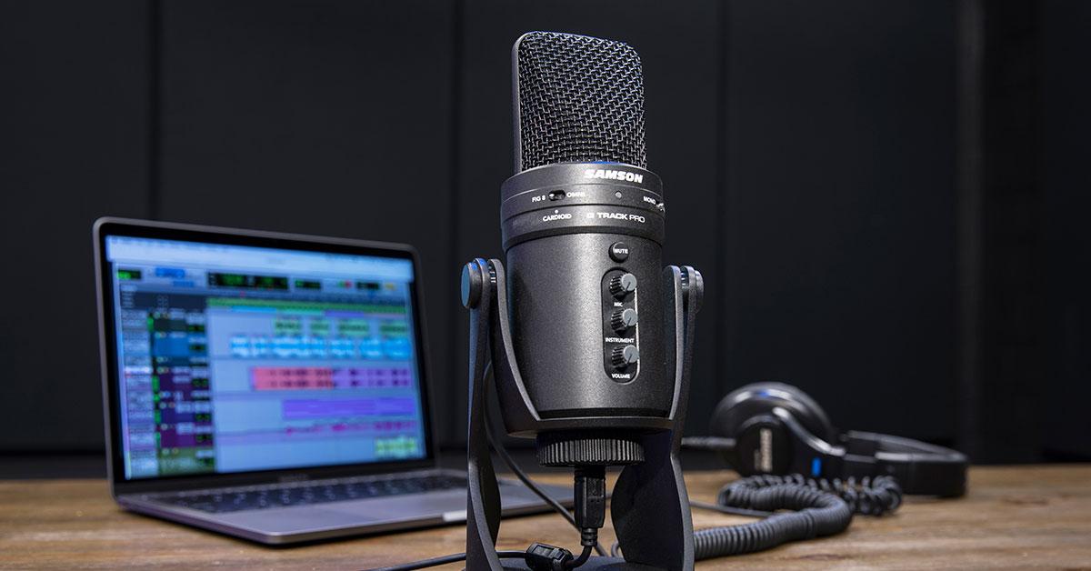 mikrofon usb tanie