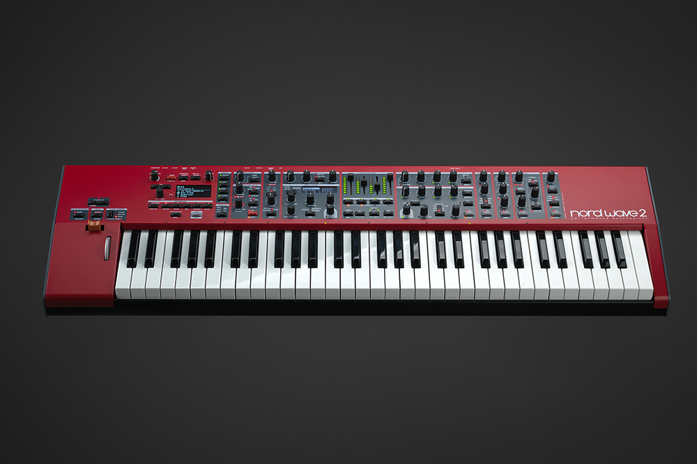 namm 2020 nord wave 2